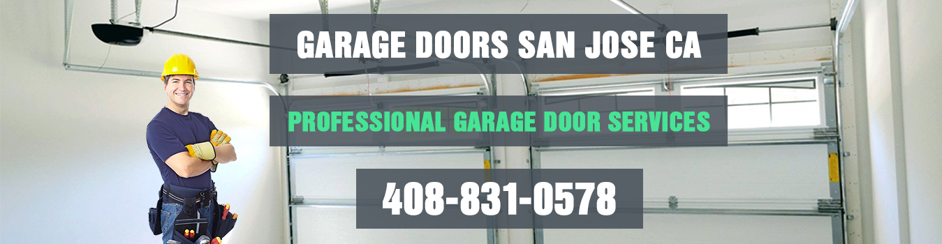 Garage Doors San Jose banner