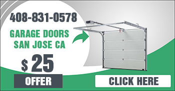 Garage Doors San Jose Offer