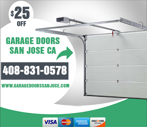 Garage Doors San Jose Coupon