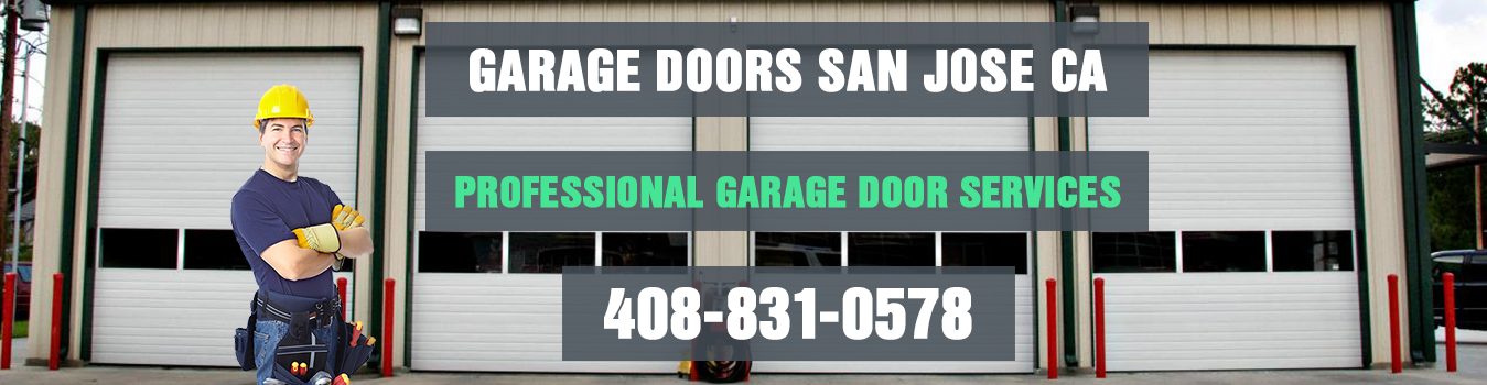 Commercial garage door San Jose CA