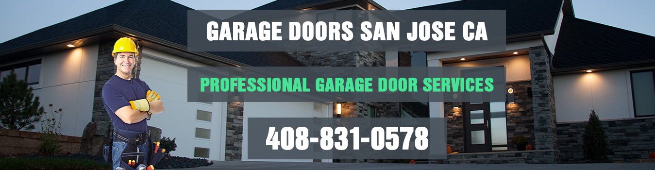 residential garage doors san jose ca